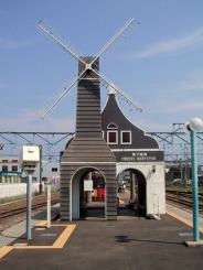 銚子駅銚子電鉄のりば