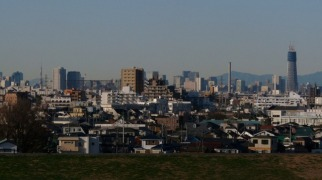 東京タワーとスカイツリー