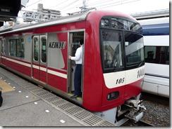 京浜急行線車両@京成高砂駅