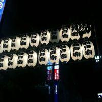 松戸献灯まつりのとうろう流し@千葉県松戸市