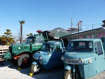 昭和30年代のトラック