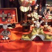 蔵のギャラリー 吊るし雛展@千葉県松戸市