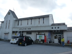 国吉駅の駅舎