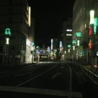 イルミネーション@松戸駅西口