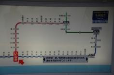 常磐線仙台方面は広野まで