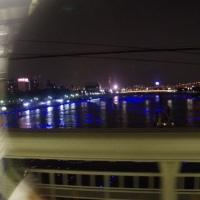 東京ホタル@東武スカイツリーラインの車窓