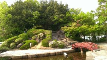 後楽園様式庭園