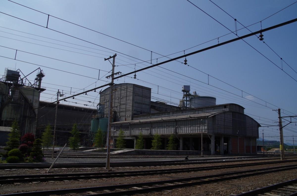 武州原谷駅@秩父鉄道