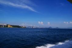 与島から香川県坂出市側