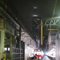 地上上りホーム最後の晩@京成押上線京成曳舟駅