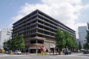 逓信博物館全景