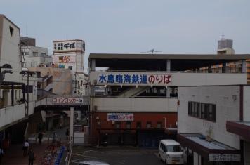 倉敷市駅外観
