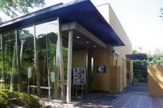 芳澤ガーデンギャラリー入口