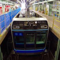モノレール祭り@千葉モノレール車両基地