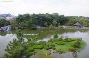車窓から見た千葉公園