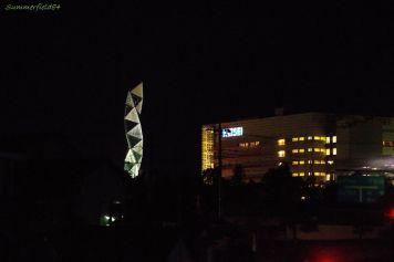 水戸芸術館と京成百貨店