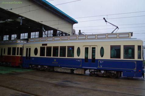 現役のレトロ型車両
