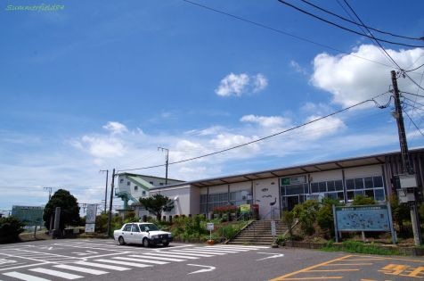 高浜駅全景