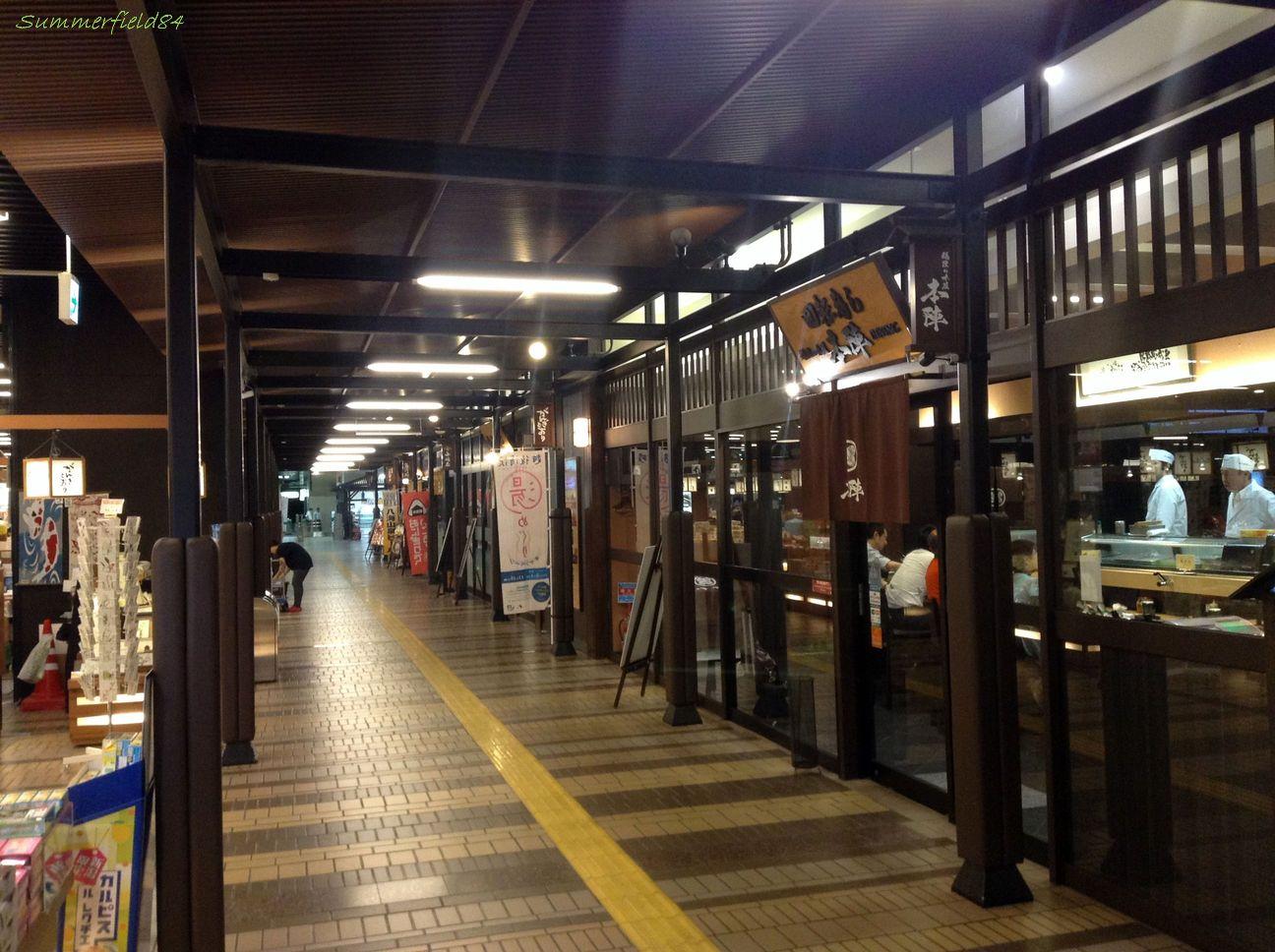 降りてみた@越後湯沢駅