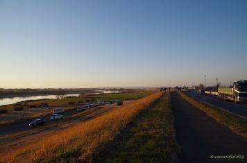 利根川上流方面
