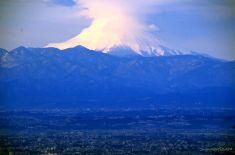 富士山@スカイツリー天望回廊