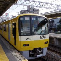 幸せの黄色い電車@京成押上線