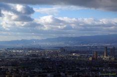 神戸市街地にズーム