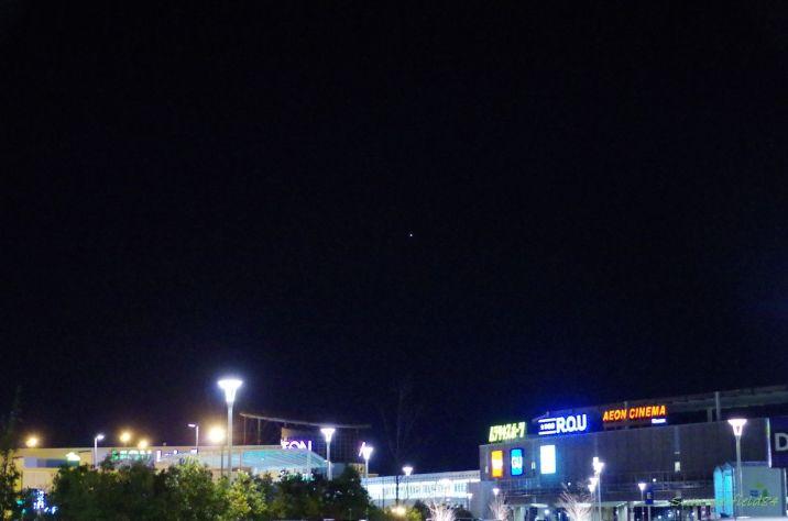 木星の出@越谷レイクタウン