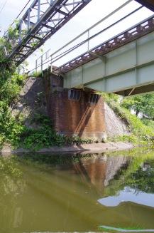 成田線の橋脚